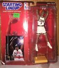 1998 ALLEN IVERSON 76ers NBA Starting Lineup Unopened but Dented & Scuffed