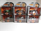 Diecast collectable Maisto 118 scale Harley Davidson Motorcycles 34 total NEW