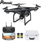 Potensic D58 Drone with 1080P Camera 5G WiFi FPV RC Quadcopter with Carry Case
