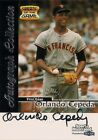 ORLANDO CEPEDA 1999 Sports Illustrated Autograph Auto HOF San Francisco Giants