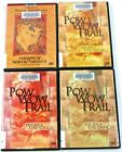 A History of Native Americans with 3 Volumes of Pow Wow Trail Lot of 4