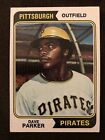 Top 10 Dave Parker Baseball Cards 12