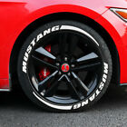 Permanent Tire Lettering Car Stickers For Wheel 15 16 17 18 19 20 21 22