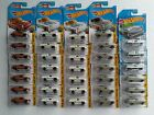 Hot Wheels Custom 69 Volkswagen Squareback Art Cars VW Series Lot of 34 ZAMAC