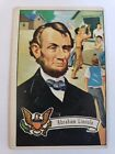 1956 Topps US Presidents Trading Cards 23