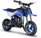 Mini Gas Power Dirt Bike Motorcycle Ride on 51cc 2 Stroke Oil Mix Required