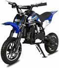 49CC 2 Stroke Kids Off Road Dirt Bike Gas Powered MotorcycleOil Mix Required
