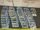 33 Hot Wheels Falcon Fairlane Camaro Road Runner Chevelle Custom V 8 Vega LOT