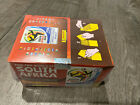 2010 Panini FIFA World Cup HUGE Factory Sealed 100 Pack Sticker Box Blue Backs