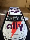 2019 Jimmie Johnson 48 Autographed Ally Darlington Throwback Camaro 1 24TH