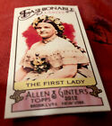Fashionable Ladies and Guys in Hats Surprise in 2012 Topps Allen & Ginter 23