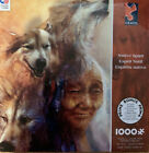 Ceaco Native Indian 1000 Piece Puzzle Poster Included New Open RARE Sealed