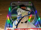 1993 Topps Finest Jeff Bagwell AUTO Refractor Signed Houston Astros autograph