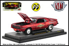 New Collectible 69 Chevy Camaro Z 28 RS Moon Eyes 124 Scale M2 Diecast Car