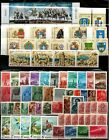 Hungary many stamps MNH in card Magyar Posta