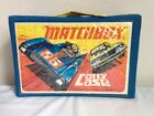 MATCHBOX Superfast 24 Car Carry Case 1971 With Tag