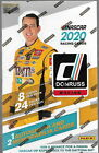 2020 Panini Donruss NASCAR Racing Hobby box