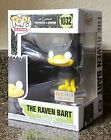 Funko Pop The Simpsons Treehouse Of Horror Raven Bart #1032 Box Lunch Exclusive