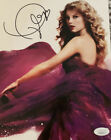 Gorgeous Taylor Swift 8x10 SIGNED PHOTO Autograph JSA COA Speak Now