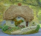 Miniature Masterpiece House Clover Cottage by Lilliput Lane Made in Cambria UK