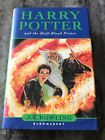 JK Rowling Harry Potter and the Half Blood Prince 1st Edition HB F F