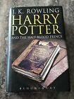 JK Rowling Harry Potter and the Half Blood Prince 1st Edition HB VG F ADULT