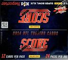 2014 Score Football 24 pack Box - Factory Sealed! 12 cards per pack