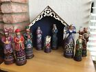 2009 Jim Shores Bethlehem Miracle Large 10 Piece Nativity 4014469