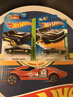 2014 Hot Wheels 65 Mustang 2+2 Fastback Super Treasure Hunt With Protector