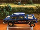 2014 Hot Wheels 55 CHEVY BEL AIR GASSER CUSTOM SUPER TREASURE HUNT Real riders