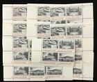 2019 2022  Architecture  25 MNH 20 plate blocks Issued in 1982