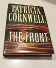 PATRICIA CORNWELL THE FRONT SIGNED LIKE NEW 2008 HB DJ POLICE CRIMES