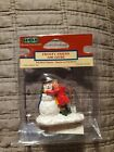 Lemax village collection frosty friend 2003 #32736A new retired 2015