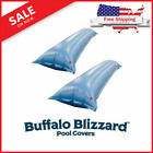 2 Pack 4 x 15 Air Pillow Swimming Pool Cover 18 Gauge