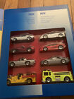 HOT WHEELS TARGET SPECIAL EDITION THEN  NOW COLLECTION WITH 2 FERRARIS