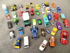 LARGE LOT Mixed Hot Wheels Diecase Matchbox Cars Trucks Lot Used Toy Cars Old HP