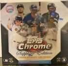 2020 Topps Chrome SAPPHIRE Edition Hobby Box Factory Sealed