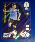 2018 Panini Adrenalyn XL World Cup Russia Soccer Cards - Checklist Added 15