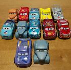 Lot of 12 Disney Pixar Cars Diecast Mini Racers