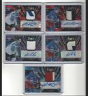 2019-20 Panini Immaculate Collection Hockey Cards 9