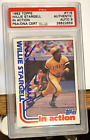 Willie Stargell Cards, Rookie Card and Autographed Memorabilia Guide 41