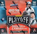 2019 Panini Playoff Football Factory Sealed Hobby Box With (2) Autographs