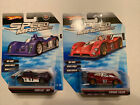 Lot Of 2 Hot Wheels Speed Machines PURPLE Cadillac LMP  Red Ferrari 333SP Mint
