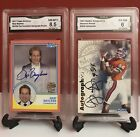 Shannon Sharpe Cards, Rookie Card and Autographed Memorabilia Guide 15
