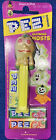 Glowing Ghost PEZ Candy Dispenser Slimy Sid Halloween Toy New Bonbons Vintage