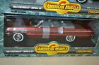 ERTL COLLECTION 1964 RED CHEVROLET IMPALA SS 118 SCALE DIECAST AMERICAN MUSCLE