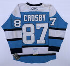 Sidney Crosby Signed Pittsburgh Penguins Jersey PSA DNA COA #87 NHL All Star !