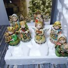 The Promise Of Christmas Nativity 7 Piece Set Robert Stanley 2013 In Box