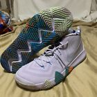 Nike Kyrie 4 Decades Pack 90s Multicolor Purple Green 943806 902 Mens 17