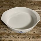 Excellent Condition Corning Ware Cake Pan P 321 Blue Cornflower 8